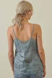 storia Lace Cami Top - Front full body