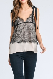 storia Lace Contrast Cami - Product Mini Image
