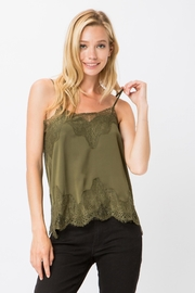 storia Lace Detail Cami - Product Mini Image