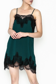 storia Lace Trim Dress - Product Mini Image