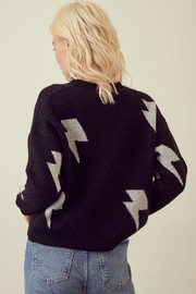 storia Lightning Print Sweater - Other