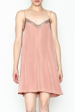 Shoptiques Product: Mesh Slip Dress