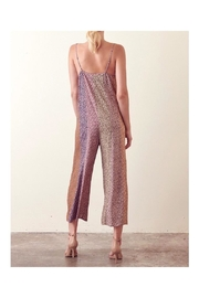 storia Multicolor Floral Jumpsuit - Front full body