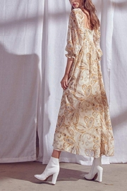 storia Paisley-Print Maxi Dress - Other