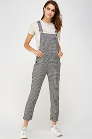storia Plaid Overall Jumper - Product Mini Image