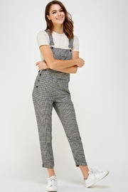 storia Plaid Overall Jumper - Side cropped