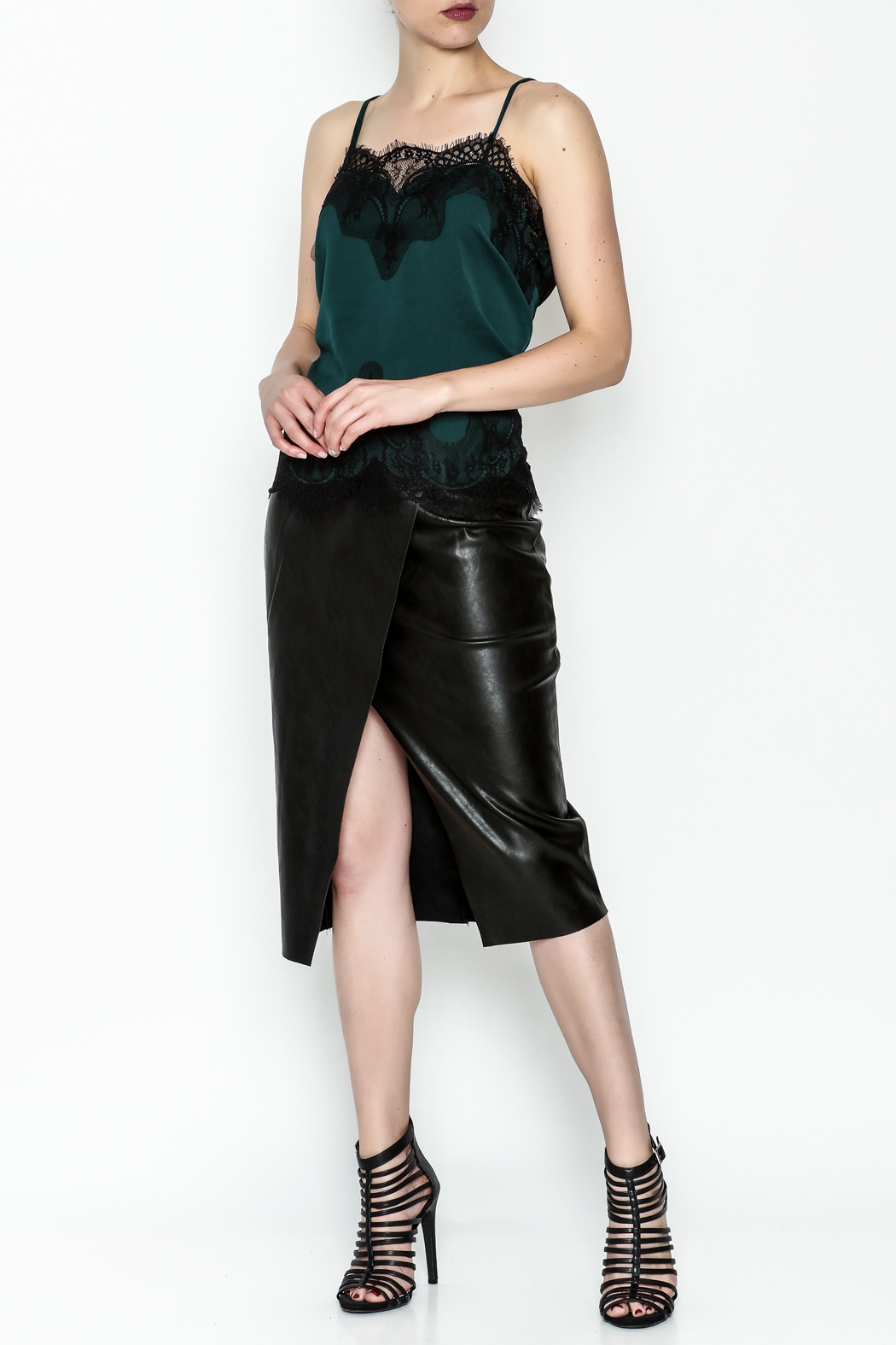 storia Slip Top - Side Cropped Image