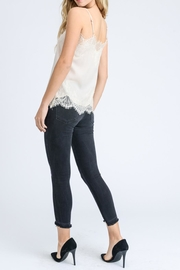 storia Solid Lace Cami - Front full body