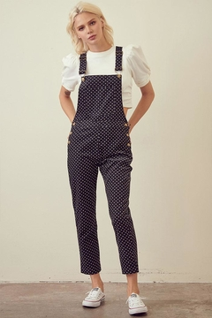 Shoptiques Product: Star Patterned Overall