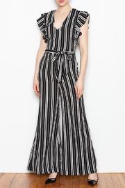 storia Stripe Jumpsuit - Product Mini Image