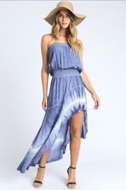 storia Tie-Dye Midi Dress - Product Mini Image