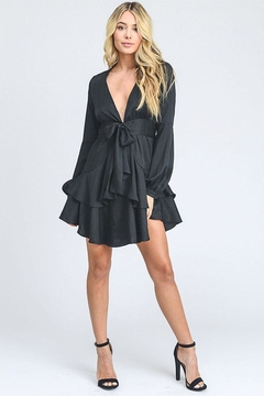 Shoptiques Product: Tiered Mini Dress