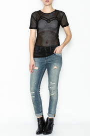 storia Mesh Net Top - Side cropped