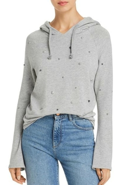 Generation Love  Storm Pearl-Embellished Hoodie - Product List Image