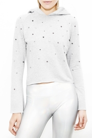 Generation Love  Storm Pearls Hoodie - Front cropped