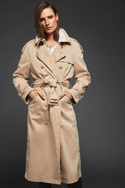 Anine Bing Storm Trench - Front cropped