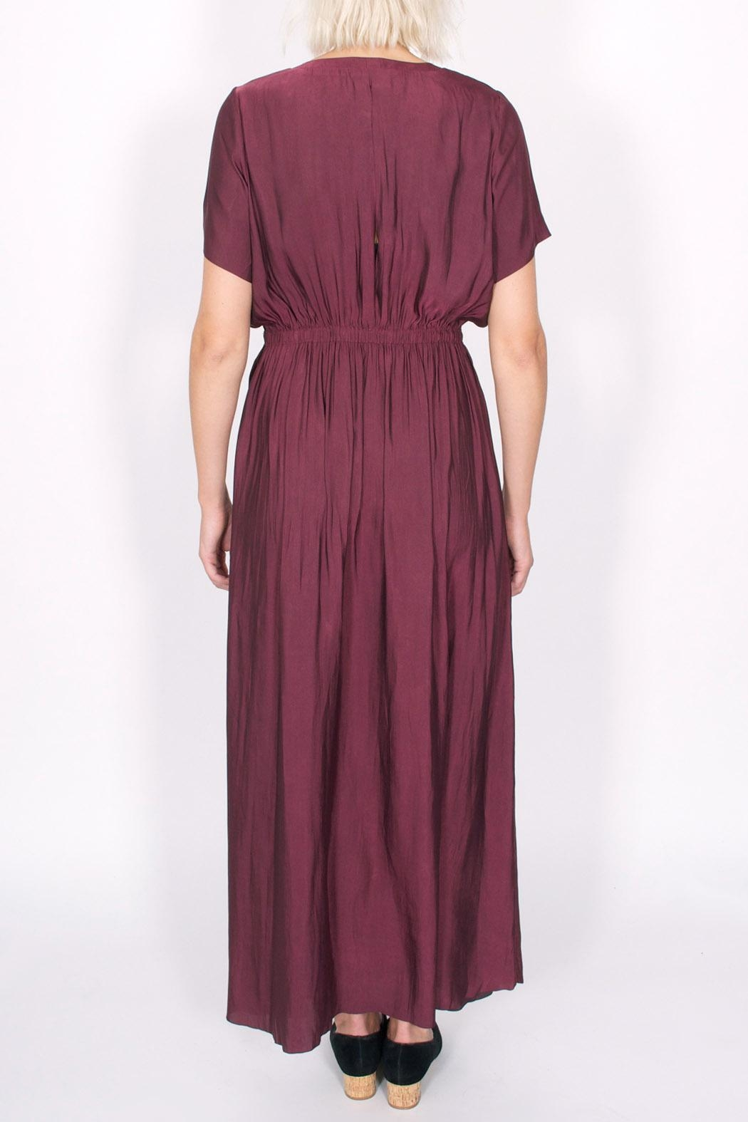 Storm & Marie Dona Maxi Dress - Side Cropped Image