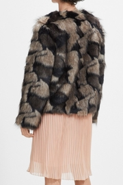Storm & Marie Moira Fur Jacket - Front full body
