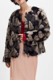 Storm & Marie Moira Fur Jacket - Product Mini Image