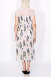 Storm & Marie Palm Floral Dress - Side cropped