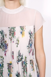 Storm & Marie Palm Floral Dress - Back cropped