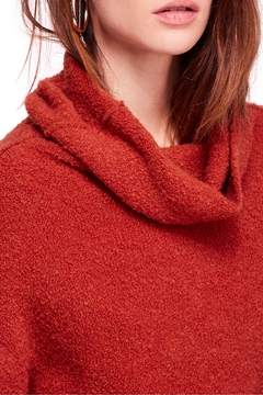 Free People Stormy Cowl Neck - Alternate List Image