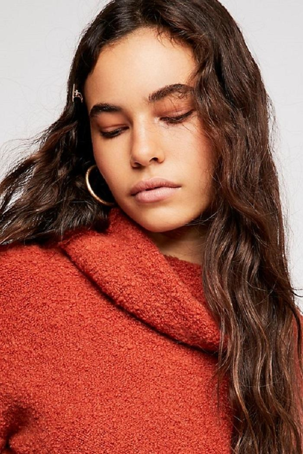 Free People Stormy Pullover - Side Cropped Image