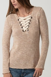 Astars Stormy Seas Sweater - Front cropped