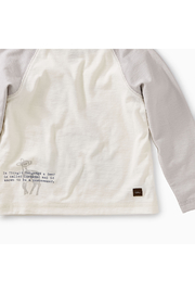 Tea Collection Storytelling Graphic Tee - Side cropped