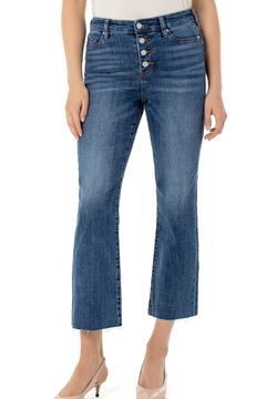 Shoptiques Product: Stovepipe Highrise Pant