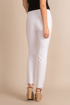 64dfe18a822432 ... Simply Noelle Straight Button Pant - Product List Image