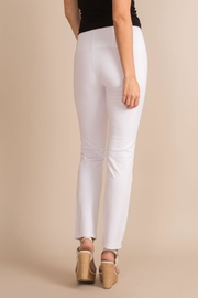 Simply Noelle Straight Button Pant - Product Mini Image