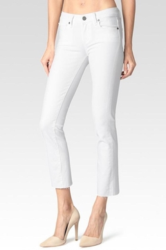 Paige Premium Denim Straight Cropped Jean - Product List Image