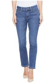 Paige Premium Denim Straight Cropped Jeans - Product Mini Image