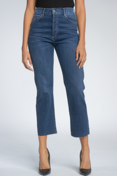 Shoptiques Product: STRAIGHT CUT JEANS