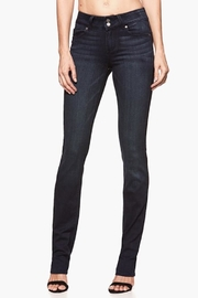 Paige Premium Denim Straight Leg Jean - Product Mini Image