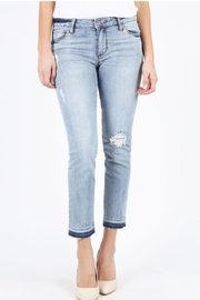 Kut from the Kloth Straight Leg Jeans - Product Mini Image