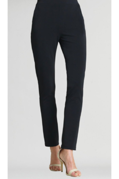 Shoptiques Product: Straight Leg Pull on Ponte Pant