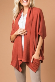 Simply Noelle Straight The Point Cardigan - Product Mini Image