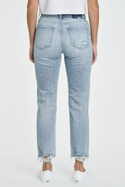 Daze Straight Up High Rise Jean - POPPIN - Side cropped