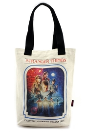 Loungefly Stranger-Things Chapter-1 Tote - Product Mini Image