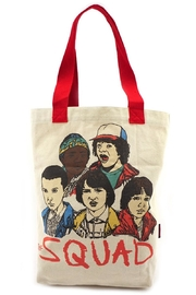Loungefly Stranger-Things Squad Tote - Product Mini Image