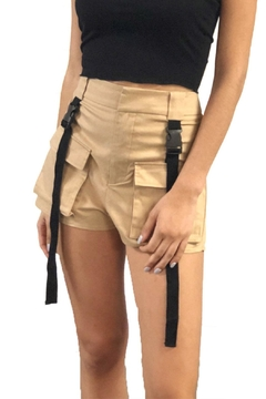 Shoptiques Product: Strap Shorts
