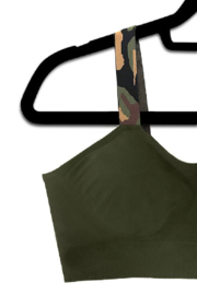strapits Strapits Olive Camo - Front cropped