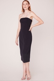 BB Dakota Strapless Body-Con Dress - Front full body