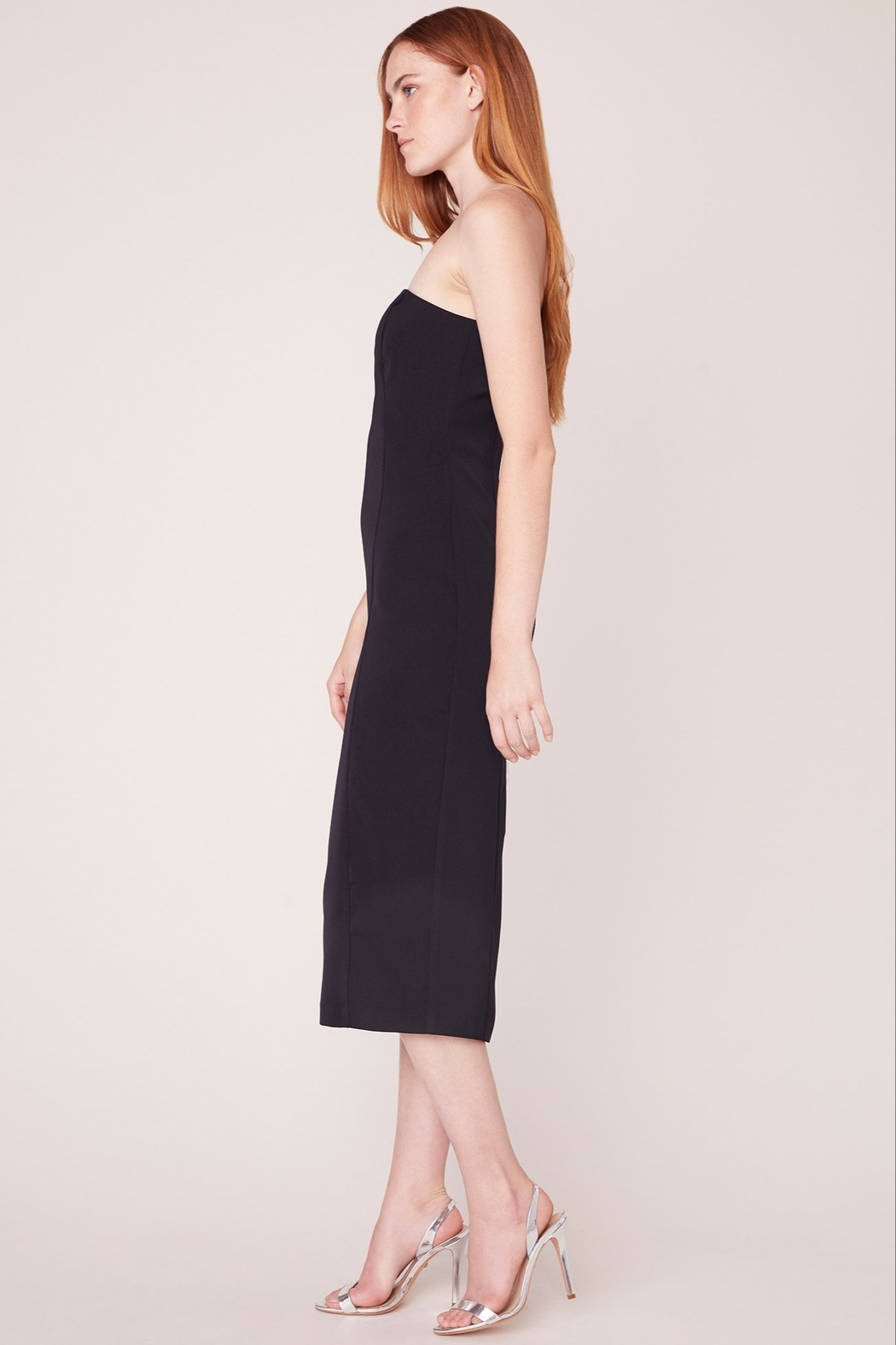 BB Dakota Strapless Body-Con Dress - Side Cropped Image