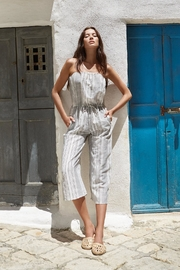 Elan Strapless Culotte Jumpsuit - Product Mini Image