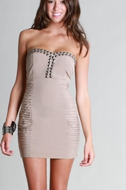 Unknown Factory Strapless Dress - Product Mini Image