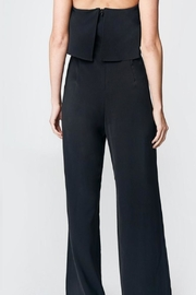Sugar Lips Strapless Jumpsuit - Front full body