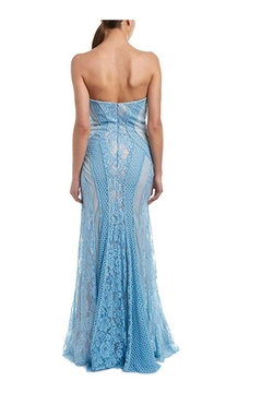 Issue New York Strapless Lace Dress - Alternate List Image
